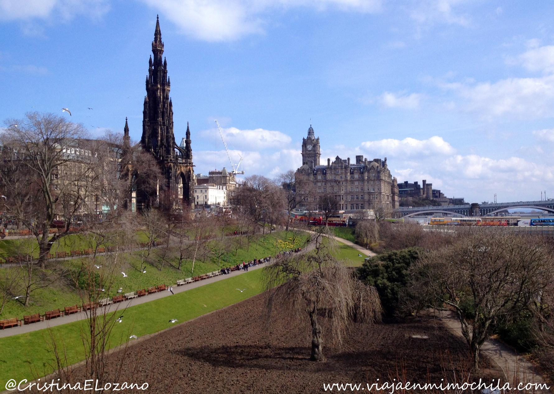 Edimburgo con 100 euros cuaderno de bit cora viaja en for Mas edimburgo