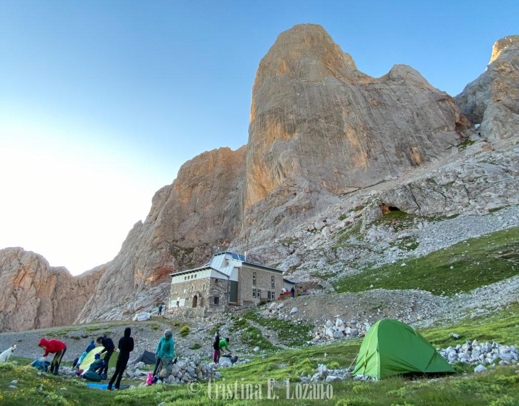 Se Puede Acampar En Picos De Europa Viaja En Mi Mochila