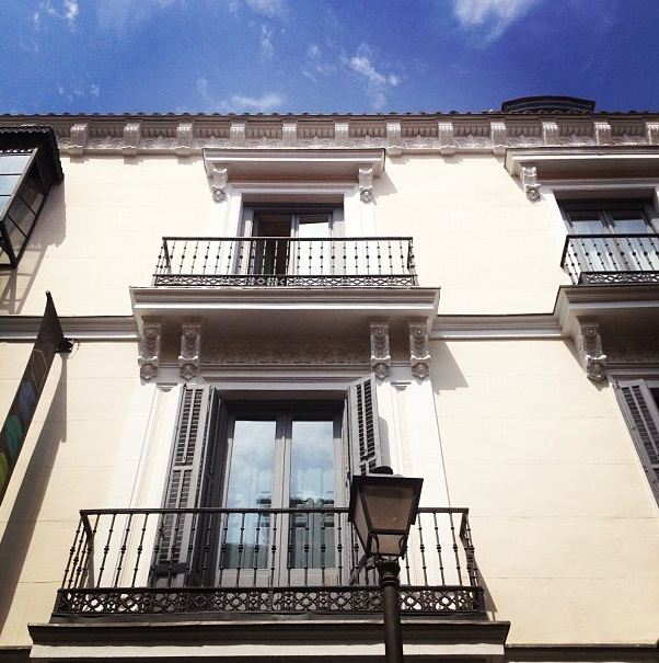 Barrio de Tribunal, Madrid (España)