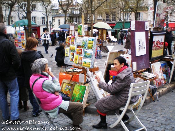 Montmatre - Paris (Francia)