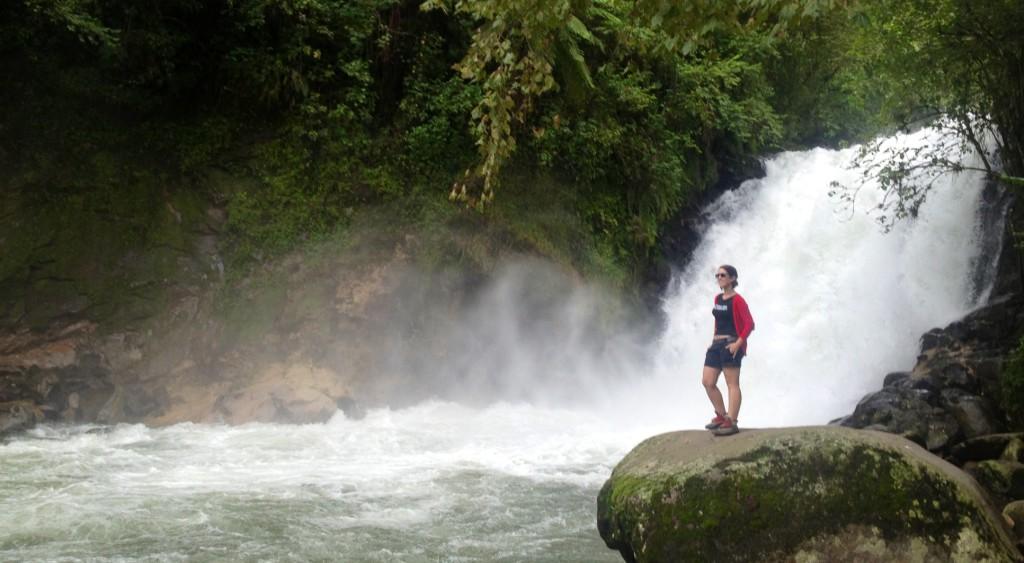 Cascada de la Monja, estado de Veracruz (México)