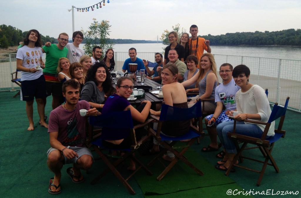 Experiencia Budapest - @CristinaELozano