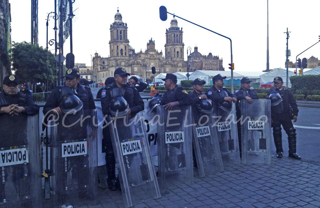 Zócalo de México DF (México)