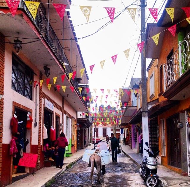 Callecitas de Naolinco - Veracruz, México