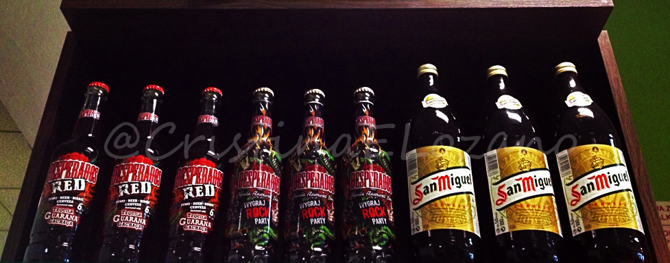 Cervezas en Boleslawiec, Baja Silesia (Polonia)