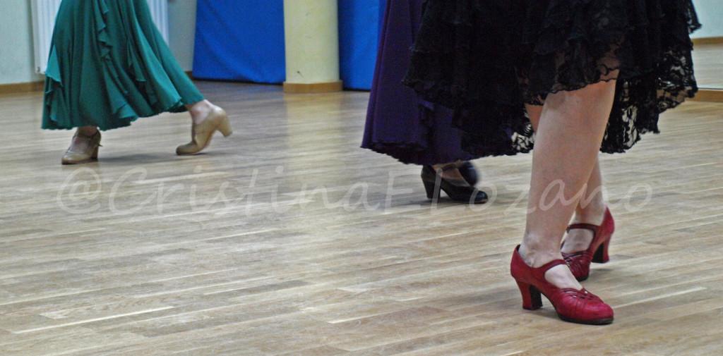 Clases de flamenco en Boleslawiec, Baja Silesia (Polonia)