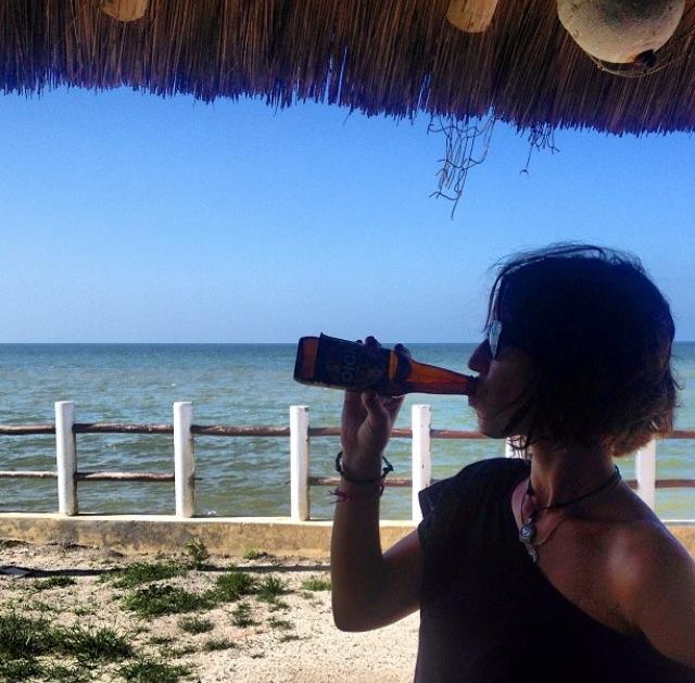 Cerveceo en el pre-Caribe de Yucatán (México)