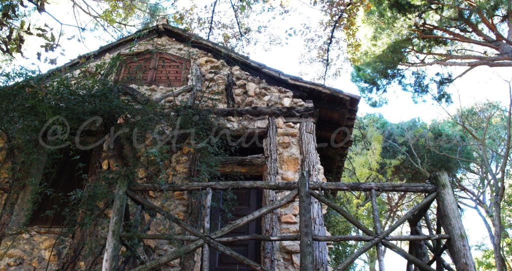 Casa de la Vieja del parque El Capricho – Madrid (España)