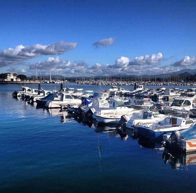 Puerto de Raos (Santander, Cantabria)
