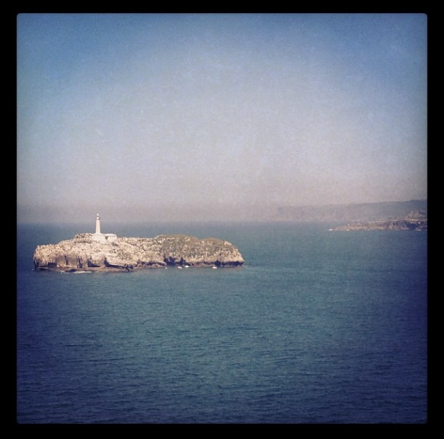 Isla de Mouro (Santander, Cantabria)