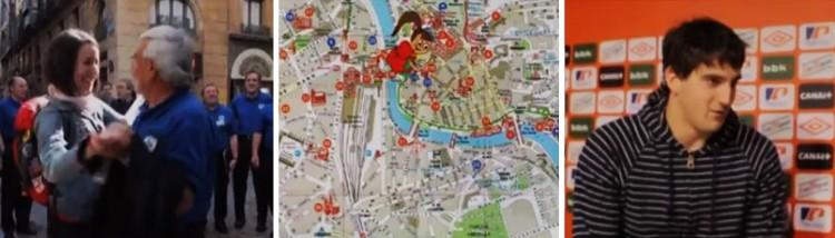 Video Viaja en mi mochila por Bilbao