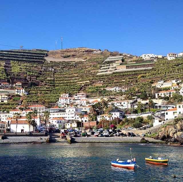 Camara dos Lobos (Madeira, Portugal)