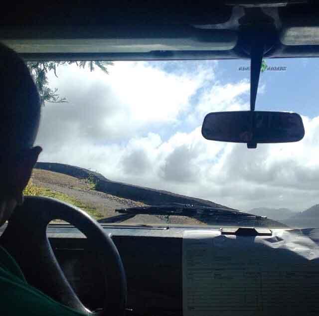 Recorriendo Madeira en jeep (Portugal)