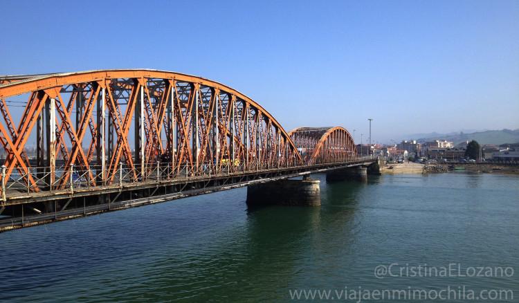 Puente de Treto. Adal Treto - Colindres (Cantabria, España)