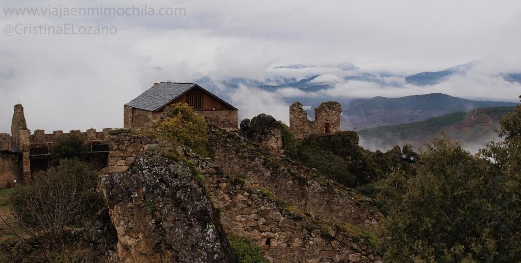 Castillo de Cronatel. El Bierzo (León, España)