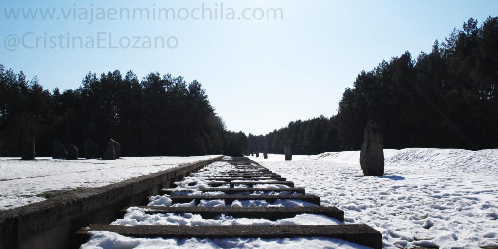 Anden del Campo de exterminio de Treblinka
