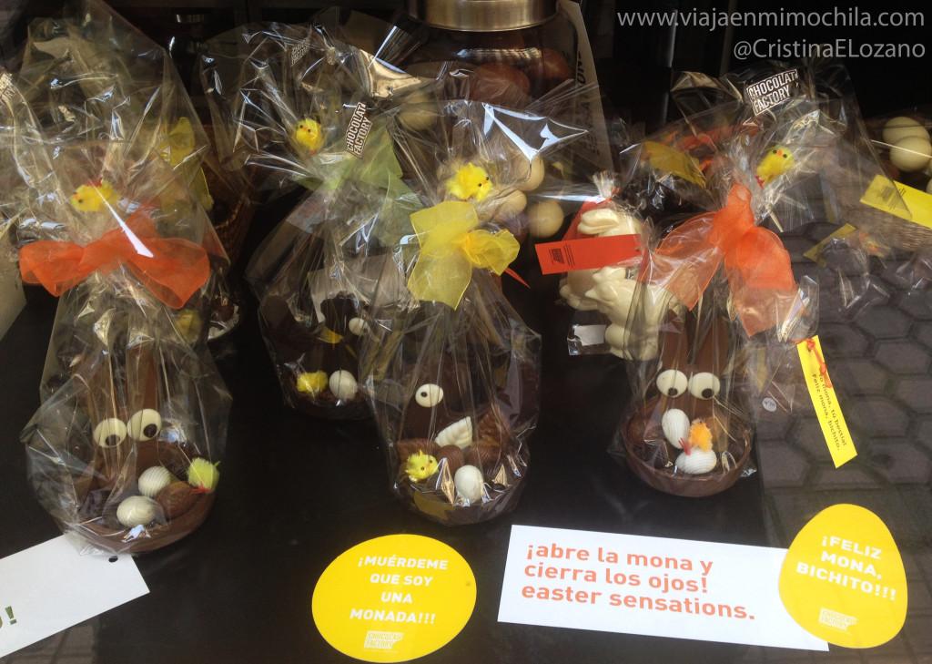 Chocolat Factory de Santander (Cantabria)