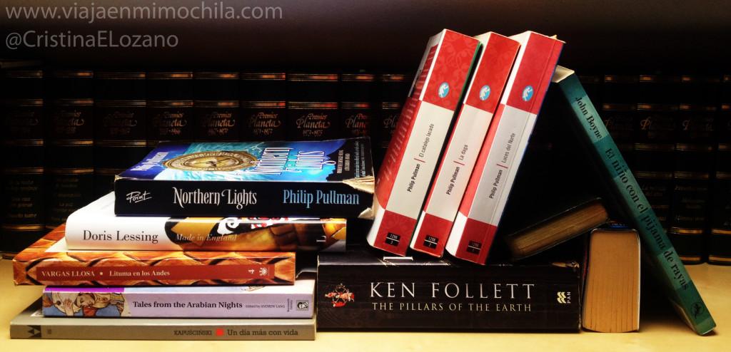 Siete libros para siete destinos
