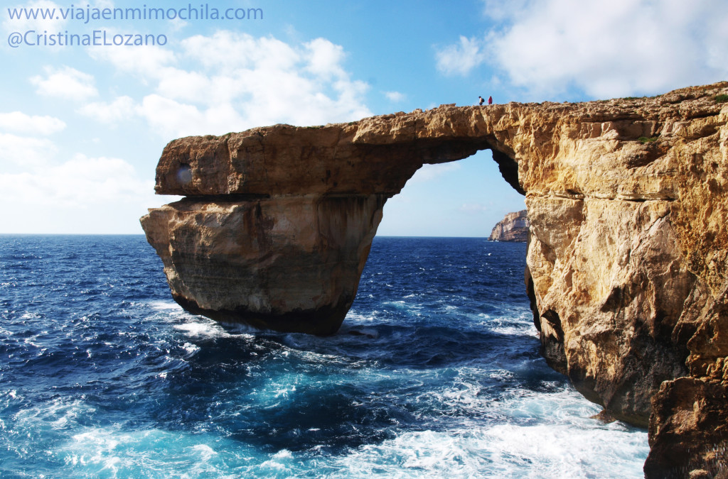 Azure Window (Gozo, Malta)