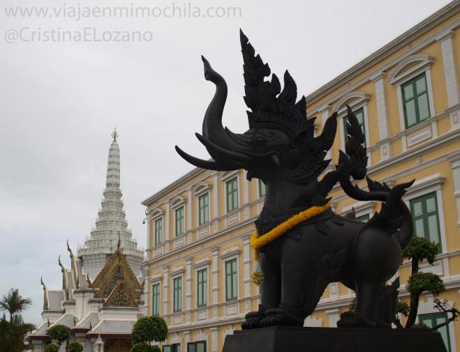 Ministerio de Defensa de Tailandia (Bangkok)