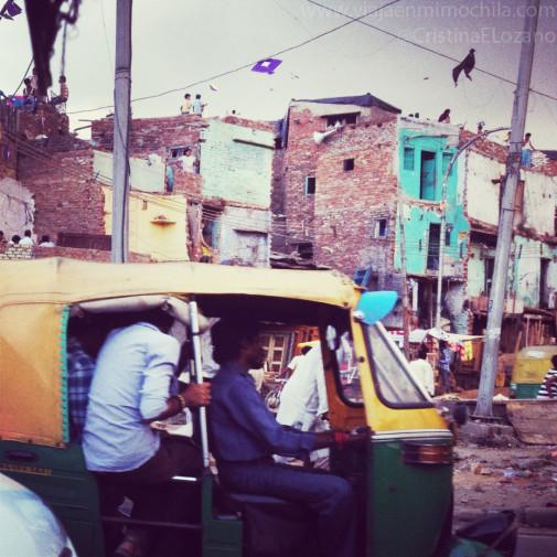 Centro de Nueva Delhi (India)