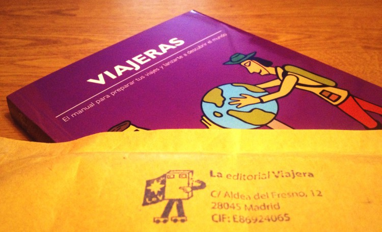 Viajeras, libro publicad por La Editorial Viajera