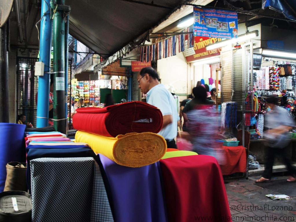 Barrio Chino. Bangkok (Thailand)
