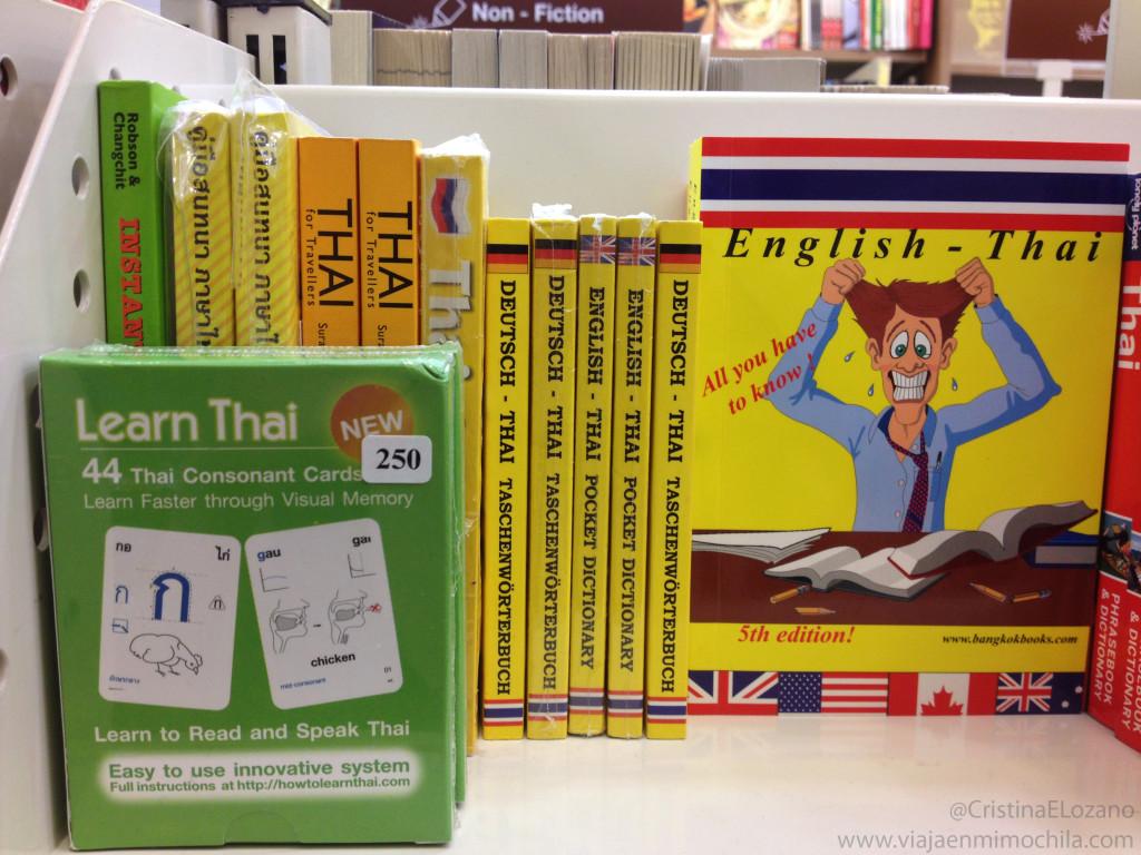 Diccionarios de tailandes