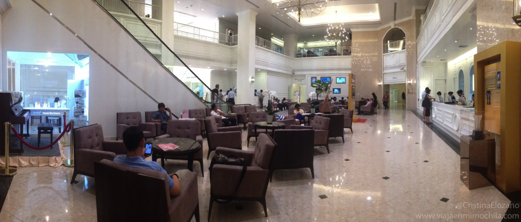 BNH Hospital. Bangkok. Tailandia