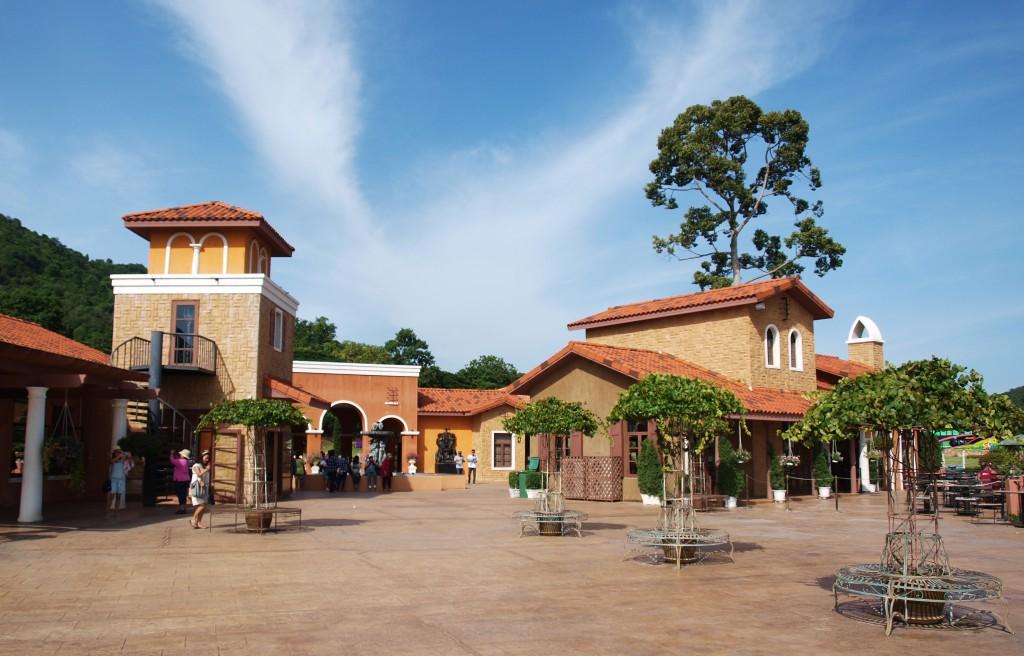 Silverlake Vineyard. Pattaya (Tailandia)