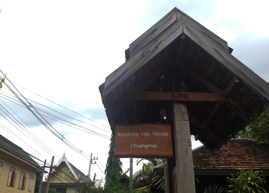 Kradung Nga House. Chiang Mai (Tailandia)