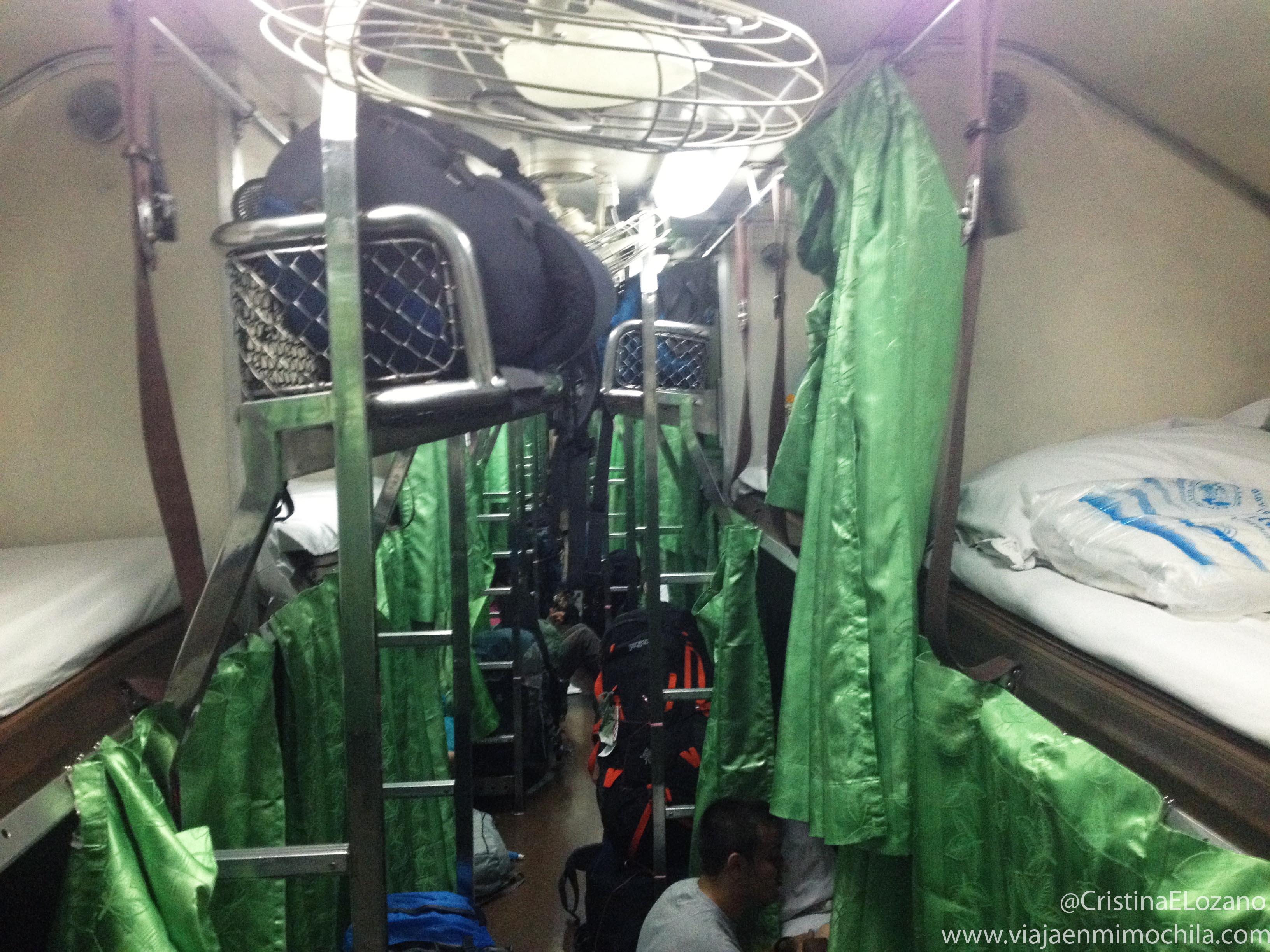 Como Son Los Trenes Que Van De Bangkok A Chiang Mai Viaja En Mi