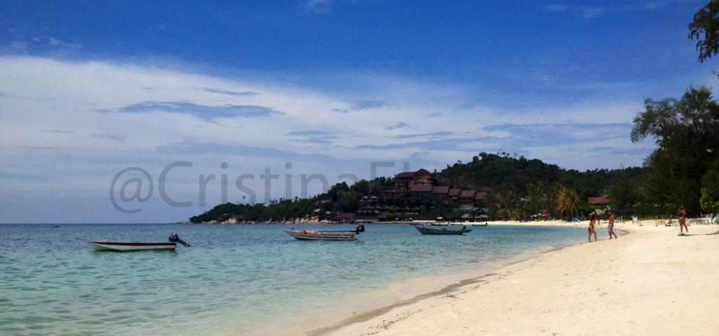 Playa de Haad Yao, Koh Phangan (Tailandia)