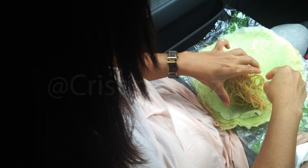 Cambucha. Dulces de Tailandia