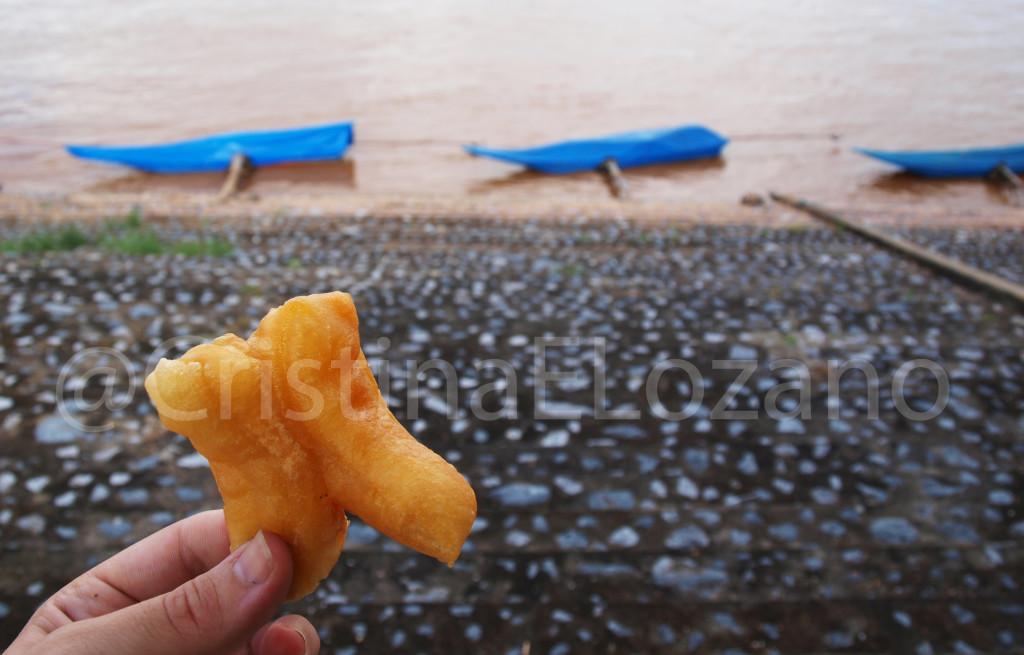 Palomitas. Dulces de Tailandia