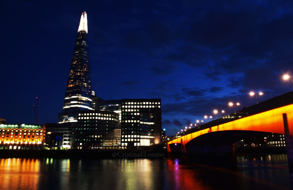 The Shard. Londres (UK)