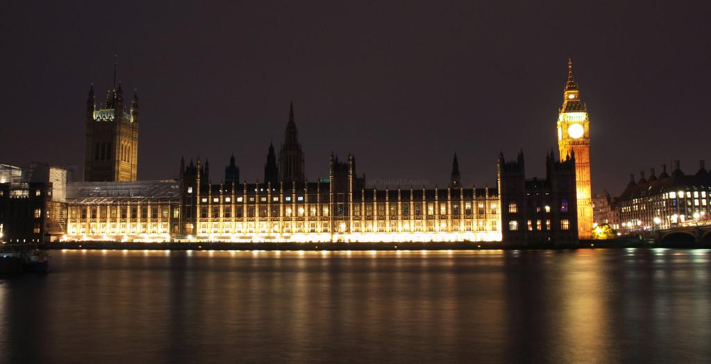 Houses of the Parliament & Big Ben. Londres (UK)