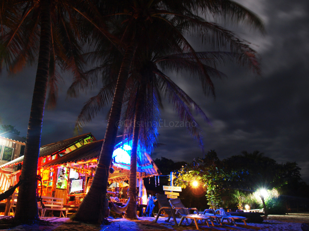 JP Resort Reggae bar. Playa de Ban Tai, Koh Phangan (Tailandia)