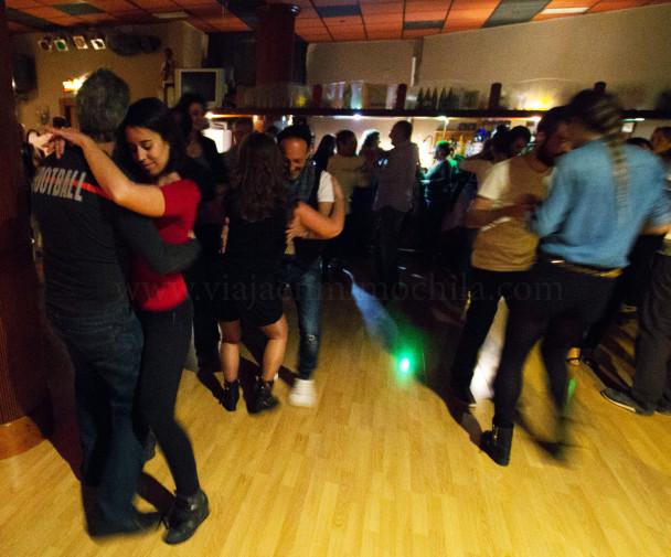 Donde bailar salsa en Santander