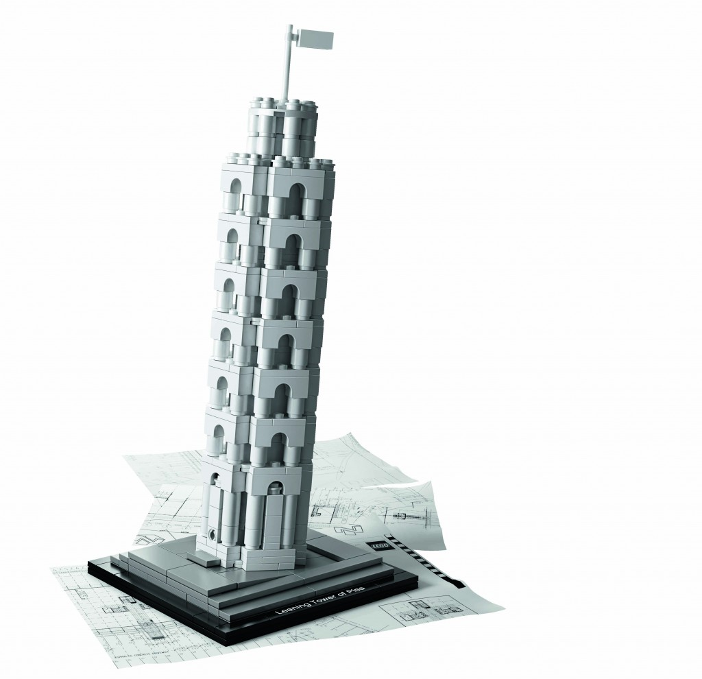 Torre de Pizza (Pizza) de Lego