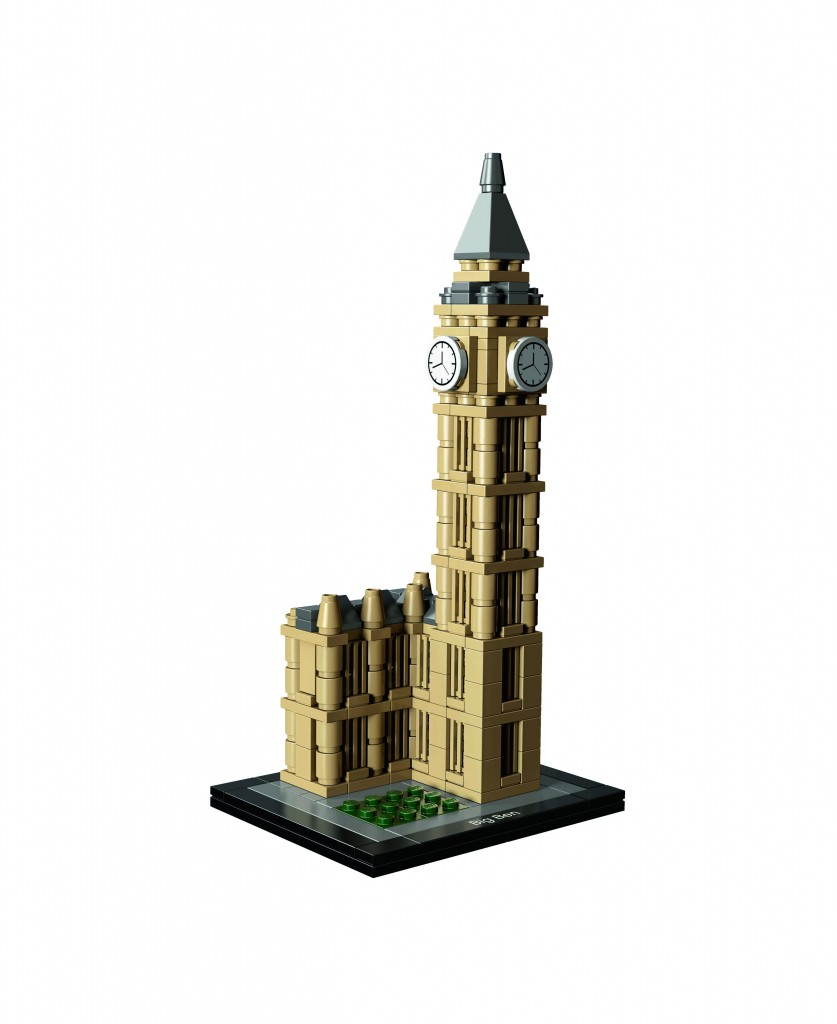 Big Ben (Londres) de Lego