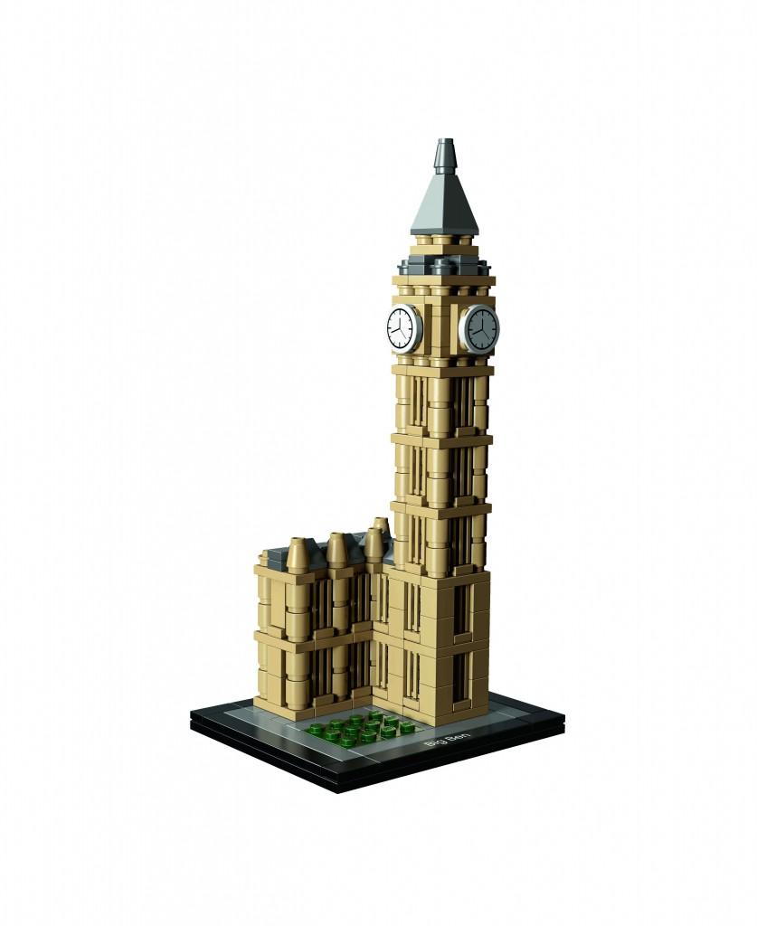 Big Ben (Londres) de Lego