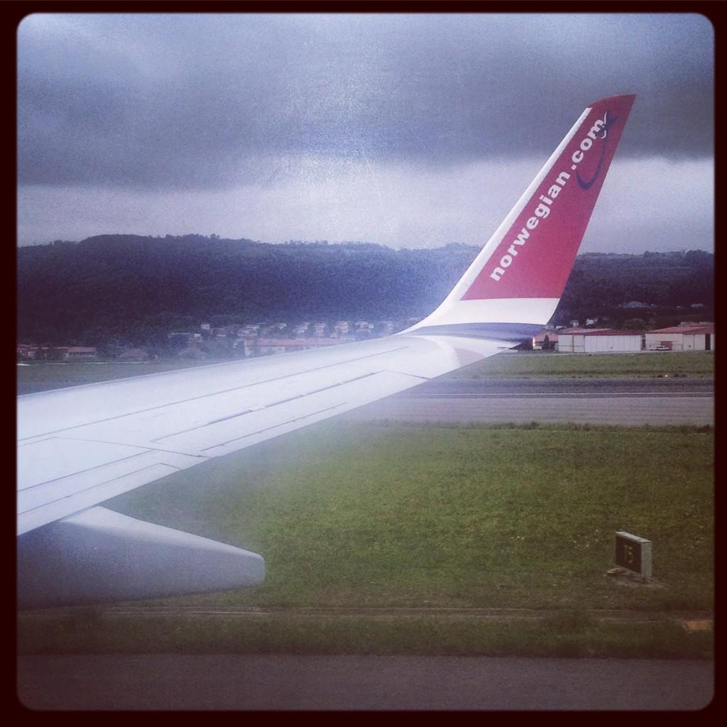 Próximo destino: Noruega