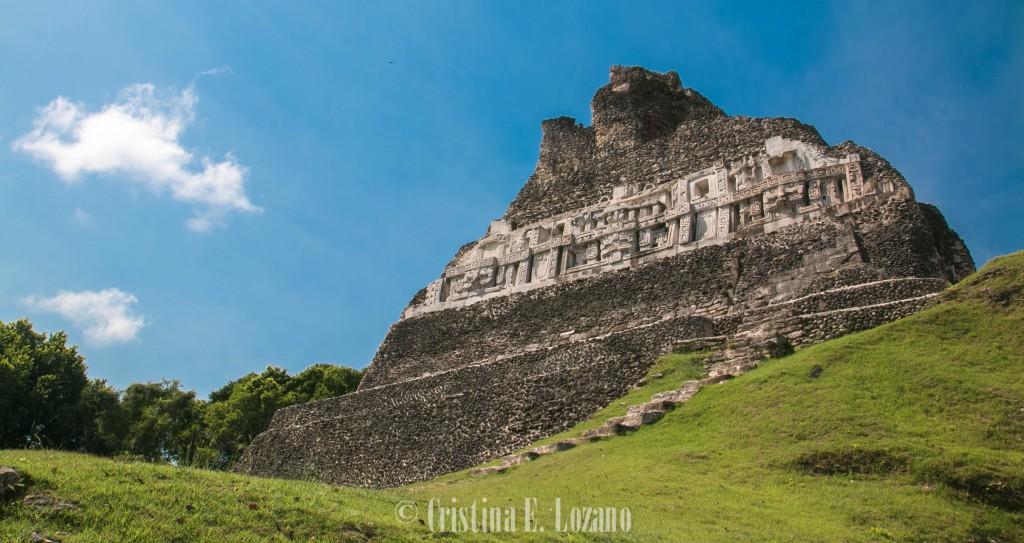 Xunantunich, uno de los yacimientos arqueológicos mayas más importantes de Belice