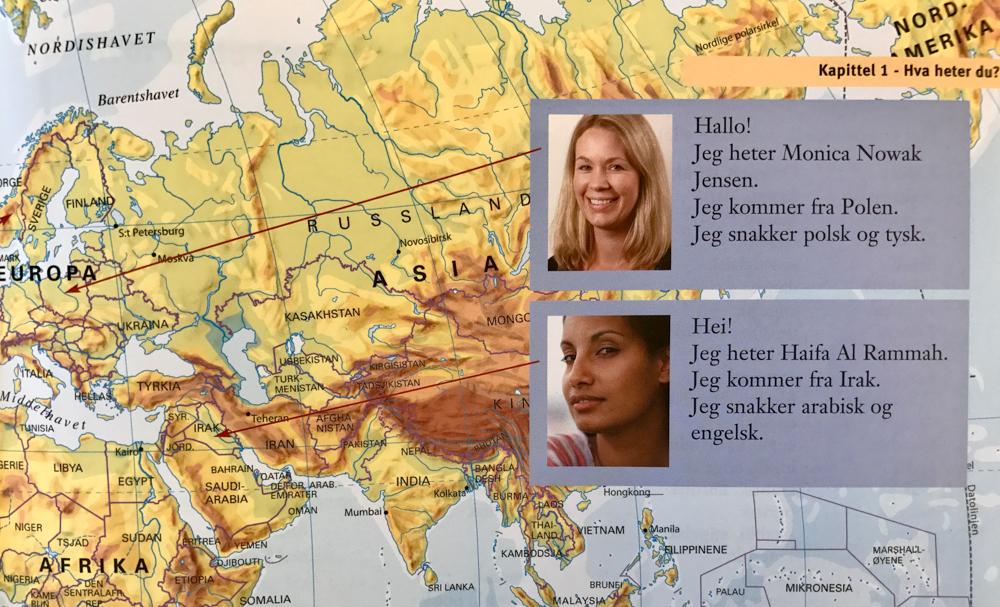 diccionario de noruego basico de viaje