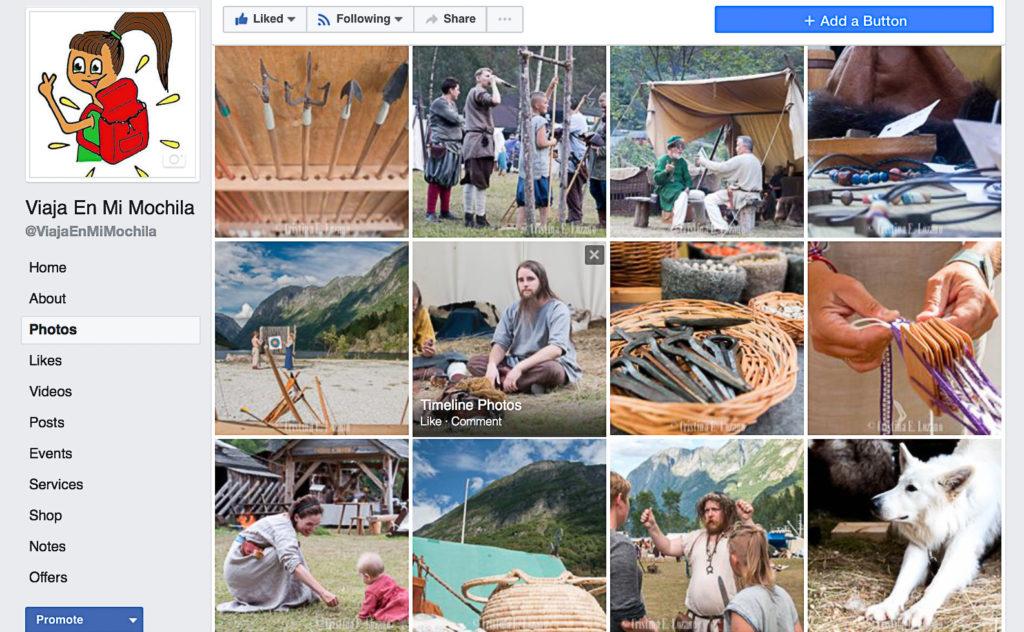 Album fotos vikingos fiordos noruega