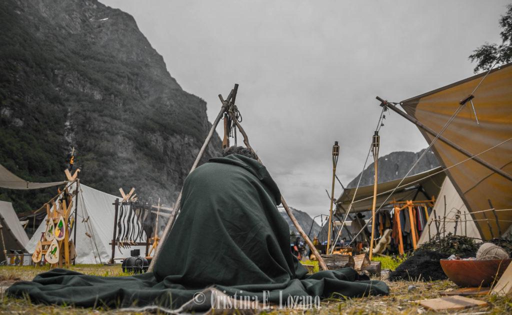 mercado vikingo gudvangen fiordo sueños noruega