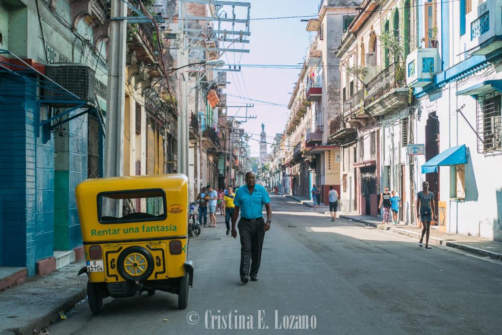 Calle Habana Vieja (Cuba)