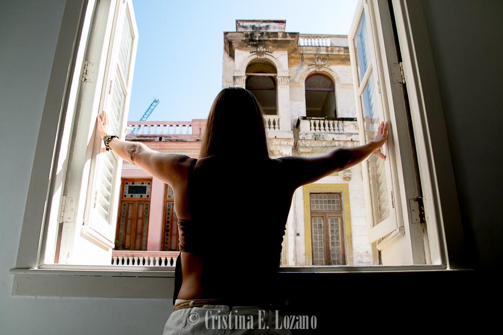 Dormir en casas de cubanos, La Habana (Cuba)