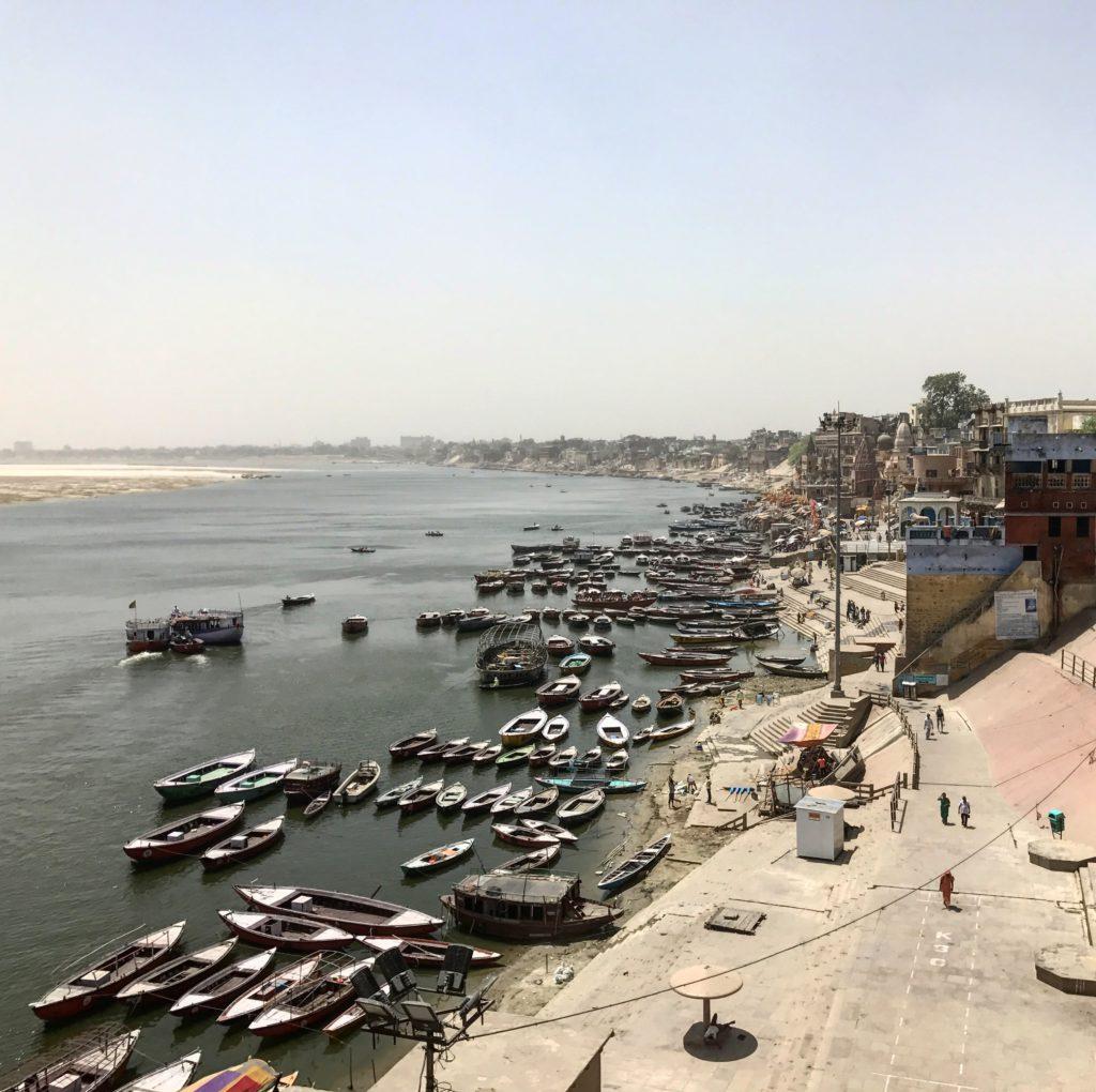 Ghats de Benarés - Varanasi (India)